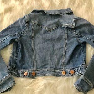 Mossimo Supply Co. Jackets & Coats - Mossimo supply  short Jean jacket